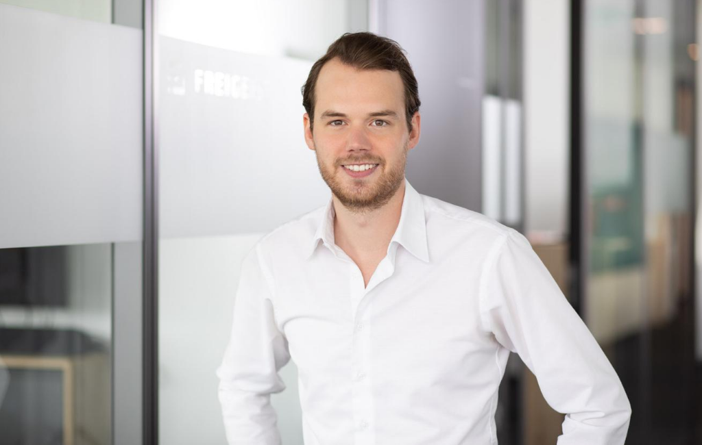 Niklas Hebborn (Freigeist Capital): Have a big vision and look for investors with smart money