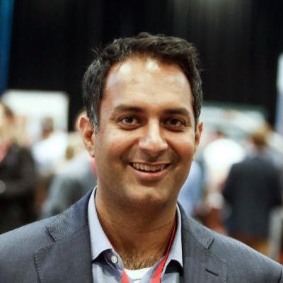 Ravi Belani (The Alchemist Accelerator): We are looking for distinctive teams