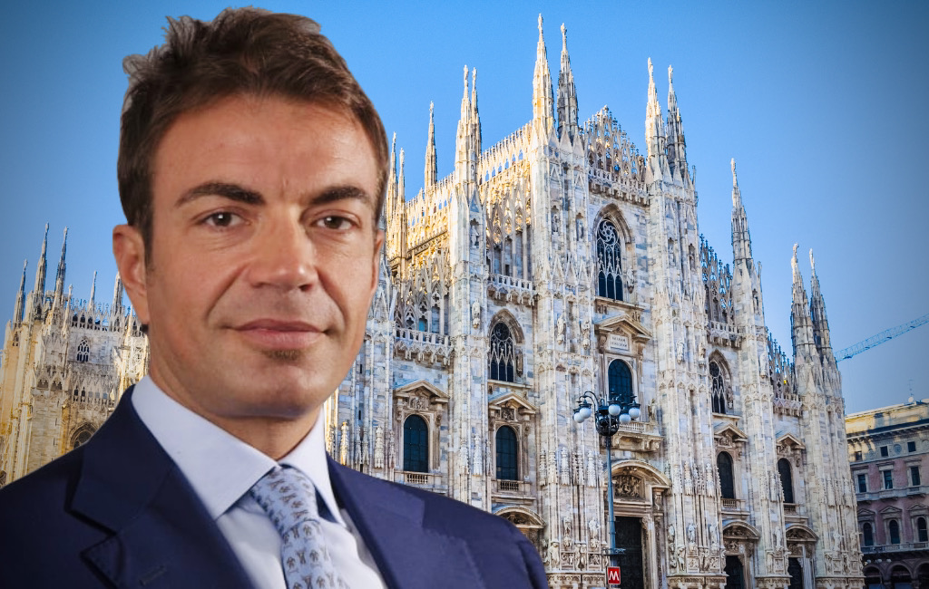 Riccardo Cirillo (Disruptive Investment Platform (DIP) Capital LLP): there's a reason why we have two years and one month, which means that we are supposed to listen at least twice than what we talk