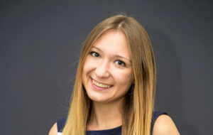 Ulyana Shtybel (HighCastle Investments): We provide an all-in-one solution for private companies to raise capital, close a deal, and manage communication with shareholders.