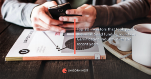 Top 20 investors that took part in the most Seed funding rounds in Gamification industry over the recent years