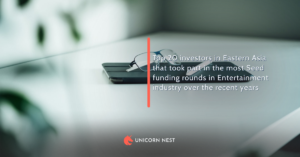 Top 20 investors in Eastern Asia that took part in the most Seed funding rounds in Entertainment industry over the recent years