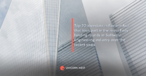 Top 20 investors in Eastern Asia that took part in the most Early funding rounds in Software Engineering industry over the recent years
