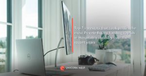 Top 7 investors that took part in the most Private Equity funding rounds in Hospitality industry over the recent years