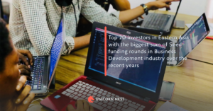 Top 20 investors in Eastern Asia with the biggest sum of Seed funding rounds in Business Development industry over the recent years