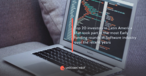 Top 20 investors in Latin America that took part in the most Early funding rounds in Software industry over the recent years